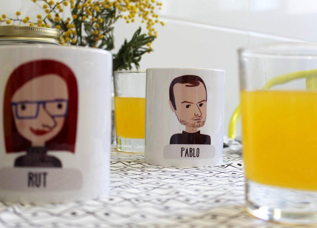 Desayuno con mamidibuja
