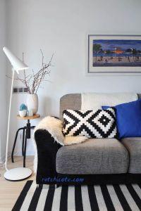 Cálido otoño, sofá perfecto