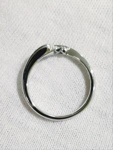 婚約指輪 エンゲージリング(包み込みタイプⅡ)