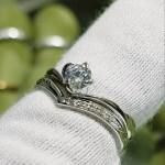 結婚指輪 婚約指輪 セットリング(パターンⅢ)