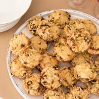 Recept: Miniquiches met gehakt, prei en kerrie