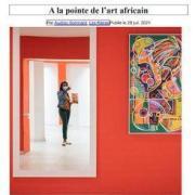A la pointe de l'art Africain