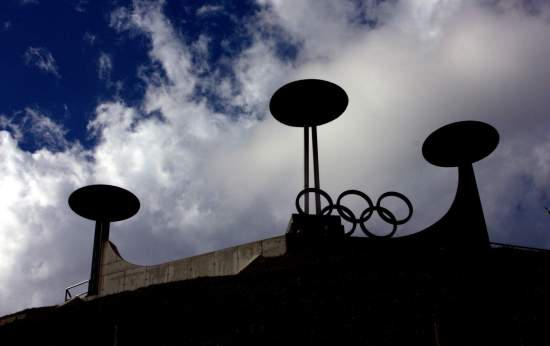 Olympisches Feuer