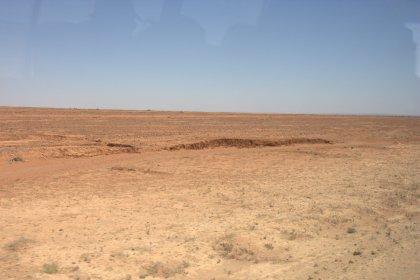 desert - the nothing