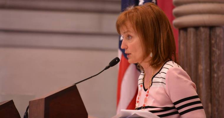 House Speaker Beth Harwell To Speak At GOP Luncheon