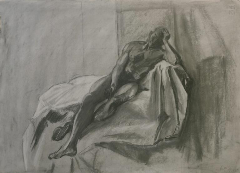 Robert - Art by Ruth Helen Smith