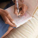 How keeping a daily journal can improve your health and wellbeing
