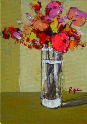 Small Vase Flowers 5