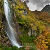 Cascada del Tabayón del Mongallu