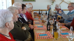 Pensionierte transfair St. Gallen Scheitlinsbüchel 09.03.2016