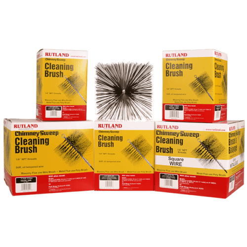 RUTLAND Square Wire Cleaning Brush Family Photo
