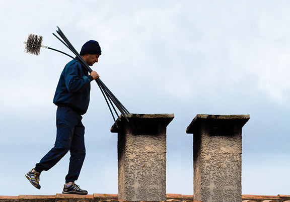 Rutland Wizard System® Professional Chimney Sweep Products