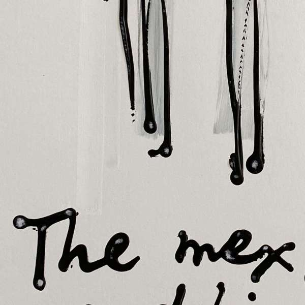 The Mexican - detail