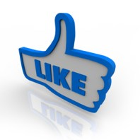 Thumb Up Like Facebook