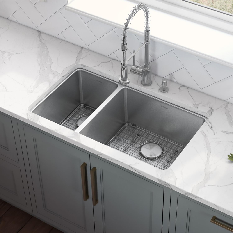 32 inch undermount kitchen sink 30 70