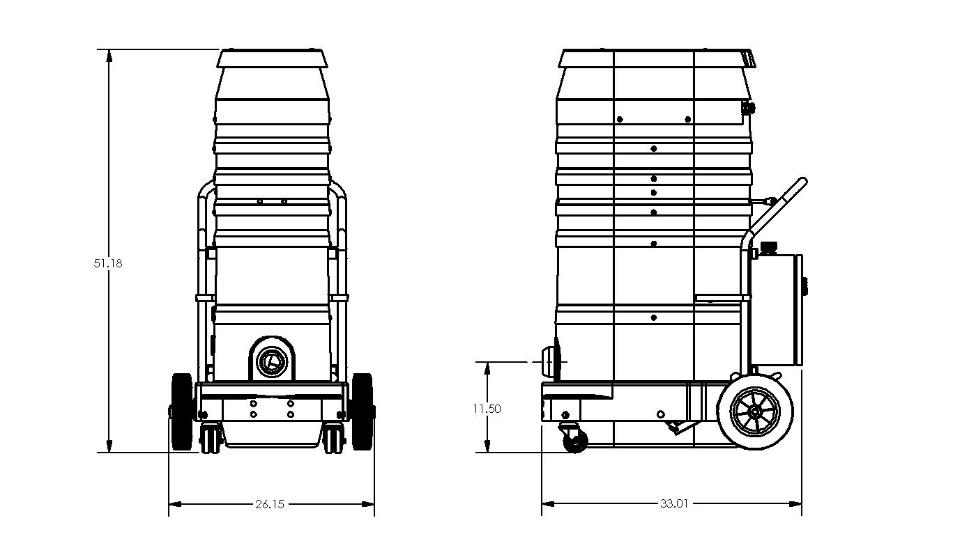 Patriot Pro 453 Cfm