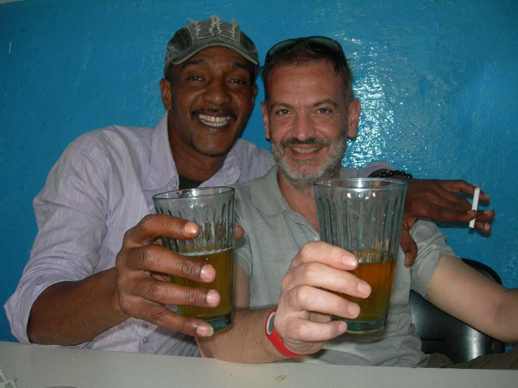 viaggio a cuba - amici cubani