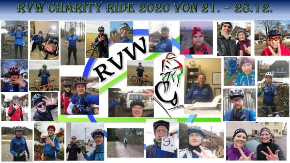 Charity Ride 2020 von 21