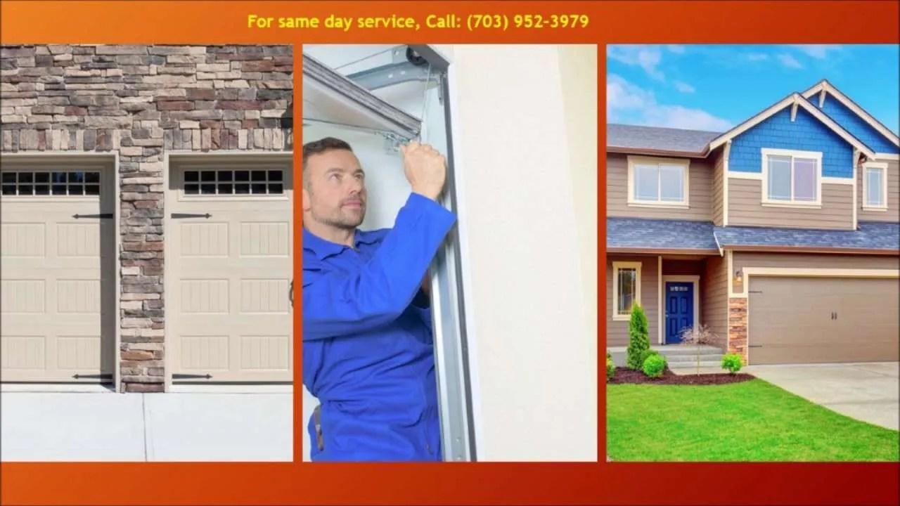 Charmant Garage Door Repair Alexandria VA (703) 952 3979 Overhead Door Alexandria VA  Richmond VA 804 299 4383 | Virginia Automated Gate Services