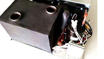 Kingtec Solar K25DZ Solar Power Air-conditioner for Recreatinal
