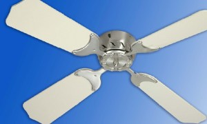 New 12 Volt RV Ceiling Fan