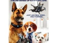Free Screening of Cats and Dogs: Revenge of Kitty Galore at Jefferson Park