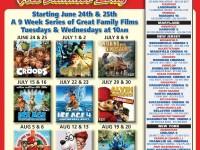 Free Kids' Summer Film Series at Bow-Tie Cinemas: 2014 Season