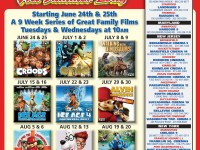 Free Kids' Summer Film Series at Bow-Tie Cinemas: 2014 Season