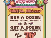 Oh My: Free Slurpee, doughnuts, IceDream, chicken, candy bingo