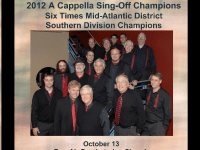 Free Concert: Second Sunday South of the James with Soundworks on October 13, 2013