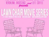 Free Lawn Chair Movie Series at Quirk Gallery in Richmond