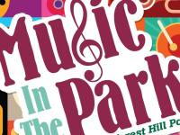 Music in the Park at Forest Hill Park