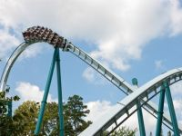 Busch Gardens Pass Member Ride Night July 26