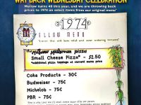 Mellow Mushroom celebrates 40 years with low prices