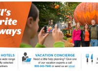 Fall Deals at Busch Gardens and Colonial Williamsburg