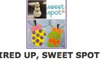 A Frozen Adventure: Sweet Spot, All Fired Up, Spirited Art
