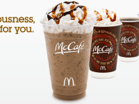 FREE McCafe at McDonald's for limited time