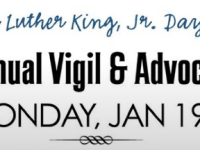 23rd Annual Vigil & Advocacy Day: Remembering MLK