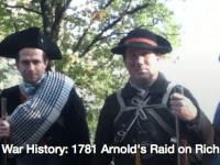 1781 Arnold's Raid on Richmond at Henricus