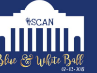 SCAN's Blue & White Ball