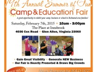 RVA Summer Camps and More