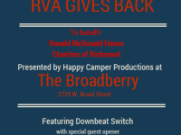Winter Benefit: RVA Gives Back