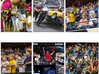 FREE Kids Arena Racing Tickets
