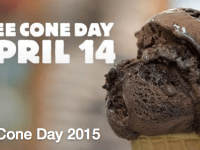 FREE Ben & Jerry's Ice Cream Day
