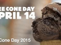 FREE Ben & Jerry's Ice Cream Day