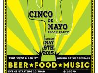 Cinco De'vide 1st Annual Block Fiesta!