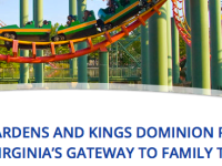 Discounts on Busch Gardens & Kings Dominion Combo Tickets