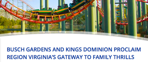 Discounts on Busch Gardens & Kings Dominion Combo Tickets - Enjoying ...