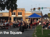 Saturday in the Square on July 11th