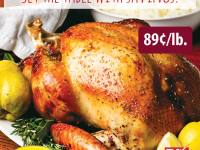 Get Your Turkey Early and Save at BJ's